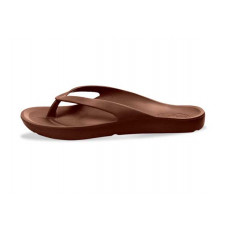 Orthotic Thongs Choco Brown Laguna