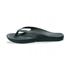 Orthotic Thongs Black Laguna