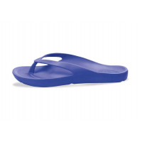 Orthotic Thongs Navy Blue Laguna