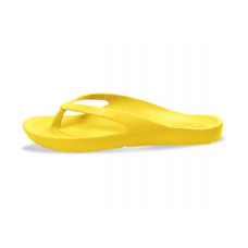 Orthotic Thongs Yellow Laguna