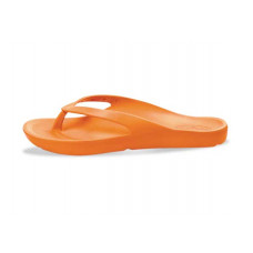 Orthotic Thongs Orange Laguna