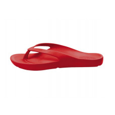 Orthotic Thongs Chilli Red Laguna